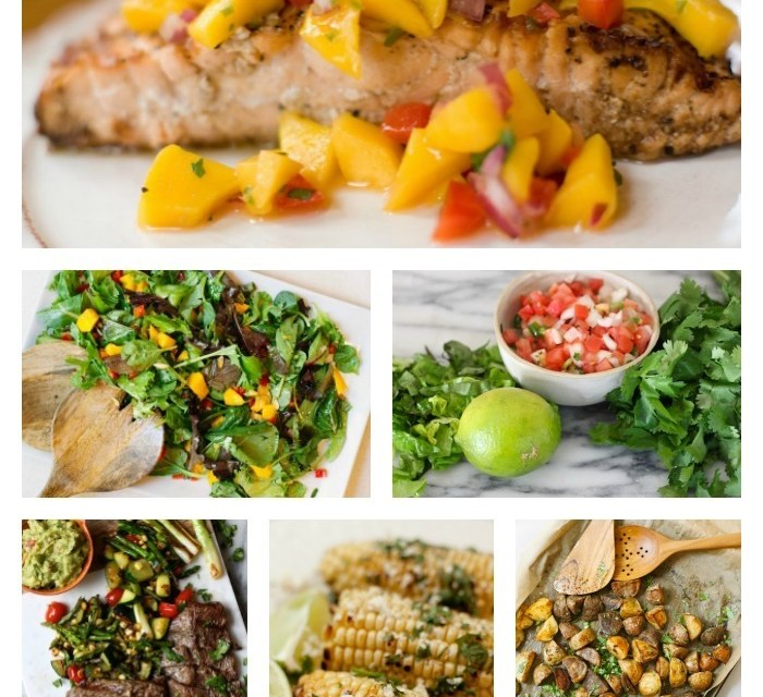 A Collection of Recipes for Cinco De Mayo!