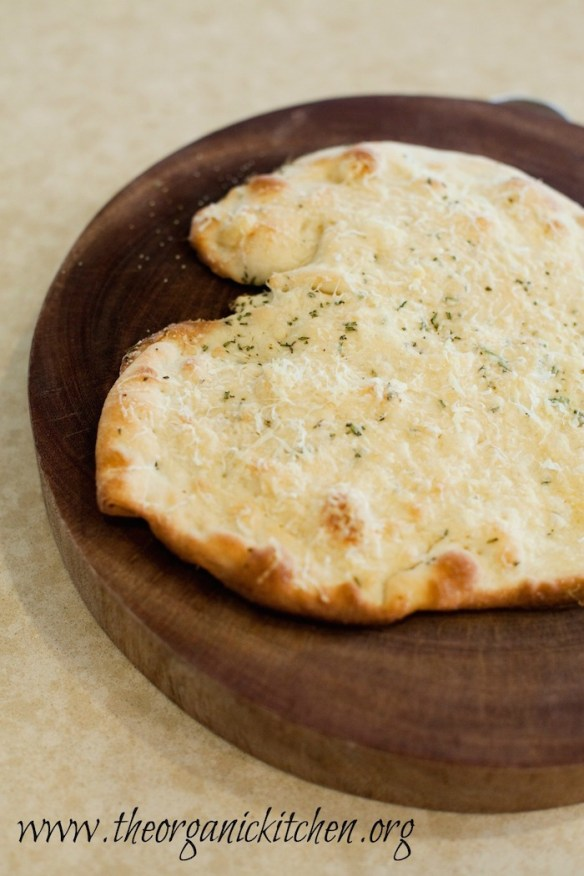 Rosemary Flatbread with Dipping Oil and Tomatoes