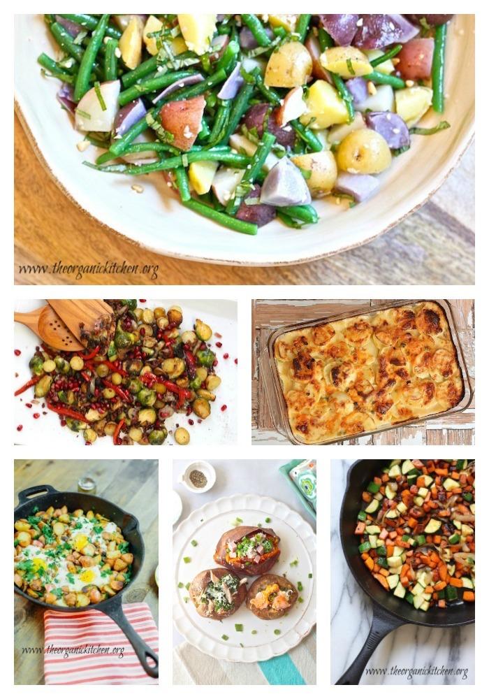 Potato, Po-tah-to ~ A Collection of Favorite Potato Recipes #glutenfree #grainfree