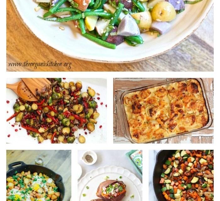 Potato, Po-tah-to ~ A Collection of Favorite Potato Recipes
