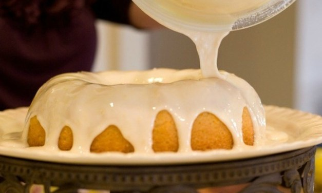 Orange Buttermilk Cake!