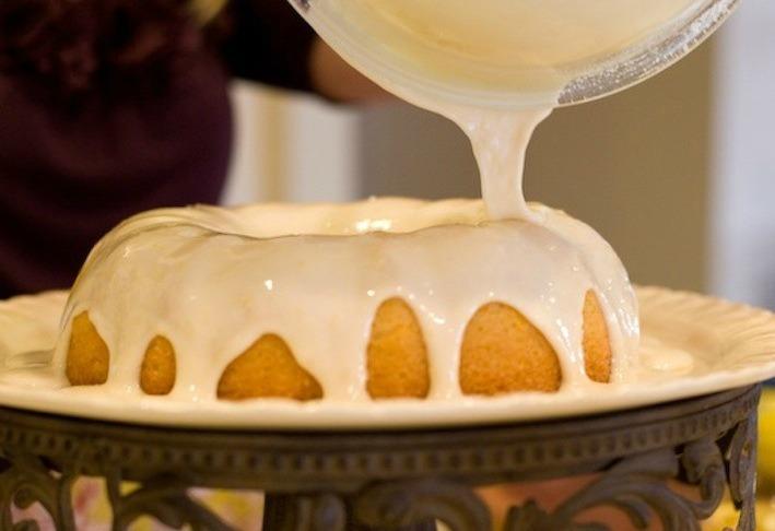 The Best Lemon Cake Ever!
