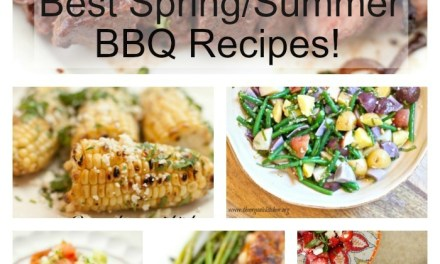 Recipes for a Fantastic Spring/Summer BBQ!