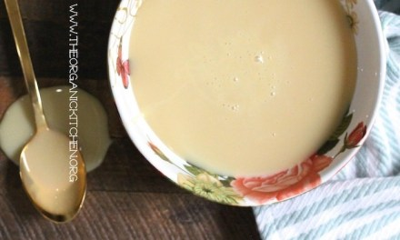 How to Make Sweetened Condensed Milk!