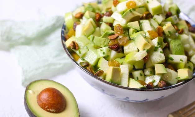 Five Greens Salad ~ Paleo/ Whole 30