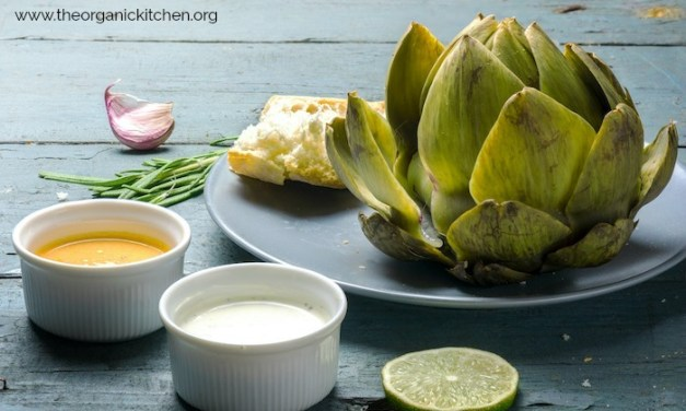 Three Ways to Cook Artichokes