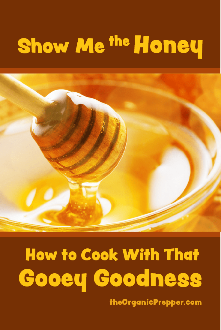 Show Me the Honey: How to Cook with that Gooey Goodness