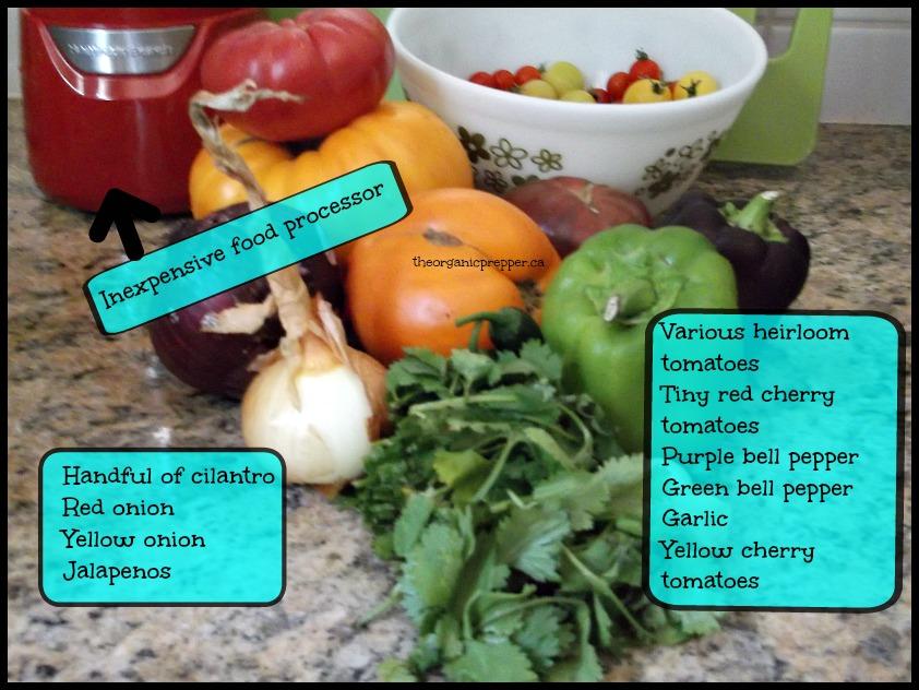 Random veggies