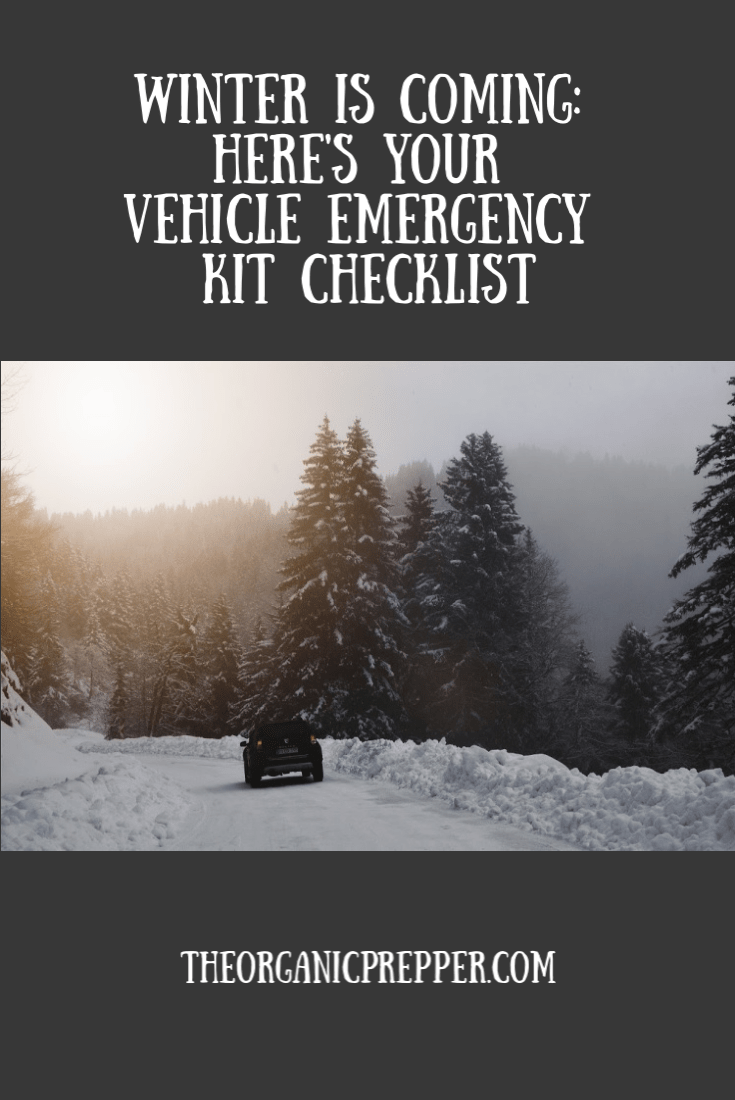 Disaster can strike when you least expect it, so now is the time to put together a vehicle emergency kit that can see you through a variety of situations.