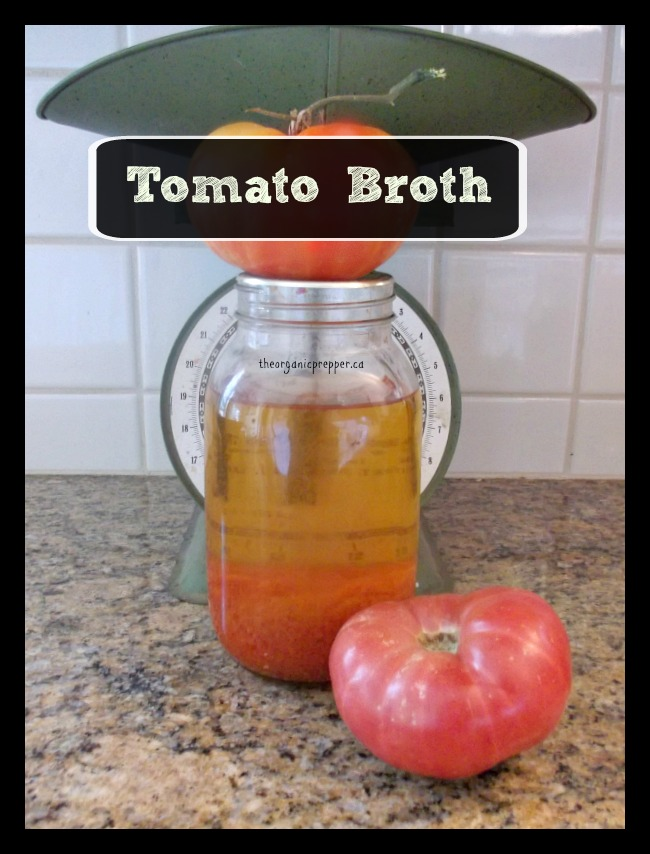 tomato broth