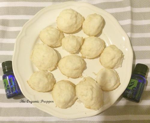 shower bomb cookies