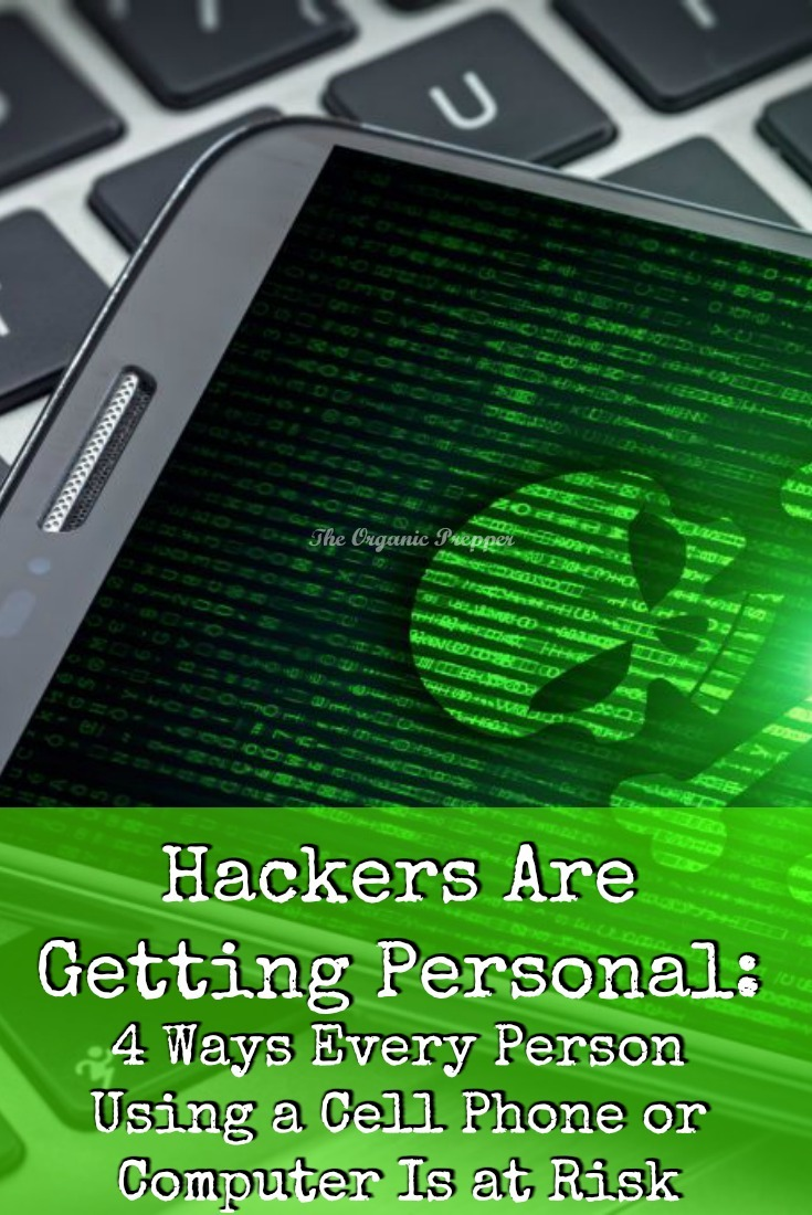 Cyber-criminals and hackers are going after average people like us now. Every person using a cell phone or computer is vulnerable.