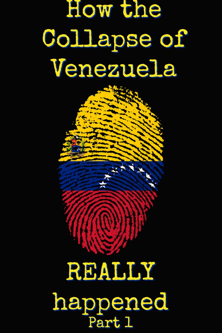 How did the slow-motion collapse of Venezuela really happen? Learn the details in part one of this cautionary first-person account.