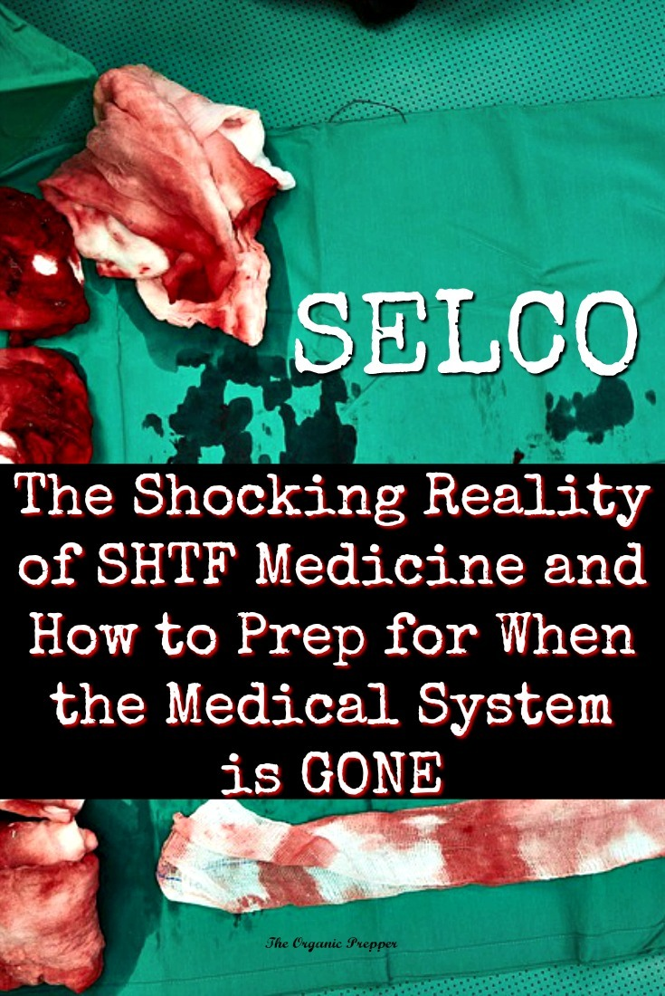 Selco shares the harsh reality of what it\'s like when the medical system is gone and what we must know to prepare ourselves for SHTF medicine.