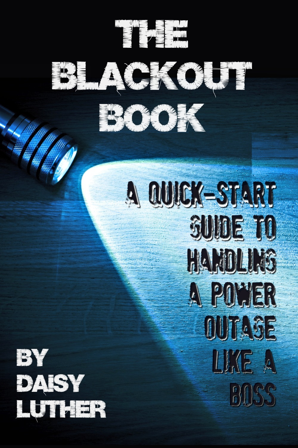 The Blackout Book is your quick-start guide to handling a power outage like a boss. It's written to be friendly and helpful to beginners and those with a bit more experience.