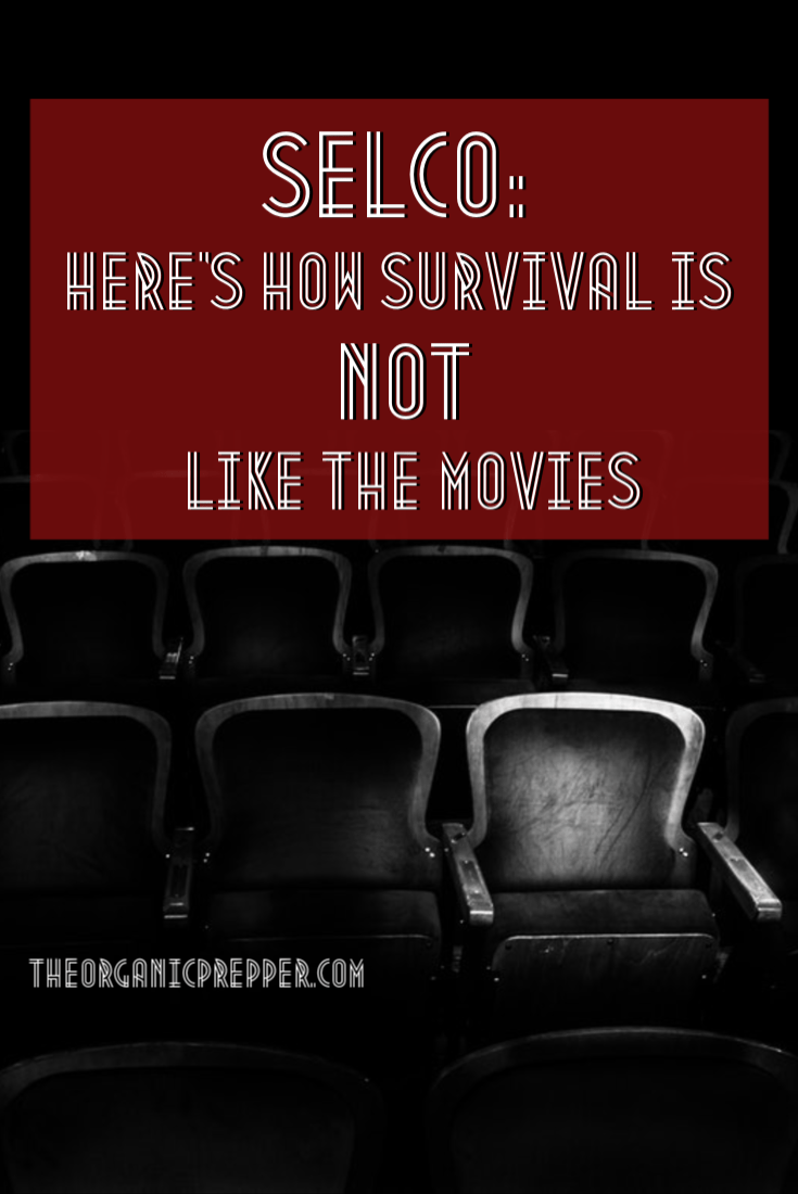 Selco loves movies but he warns that real-life survival and the boundaries between good and bad are nothing like what you see in films.