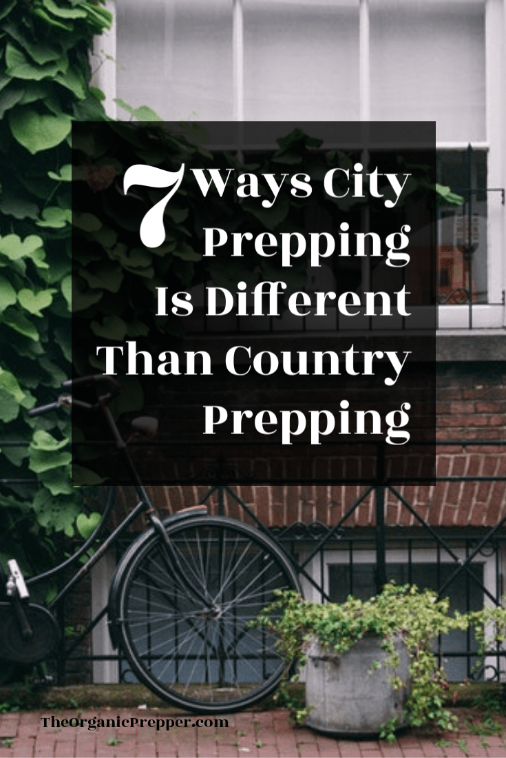 There are pros and cons to any location. Here are 7 ways that city prepping and country prepping are different. | The Organic Prepper