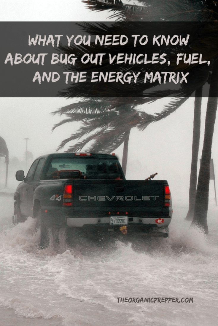 When it is time to bug-out, you\'ll need a vehicle. In this article, Jose discusses some factors to consider, based on his experiences.| The Organic Prepper
