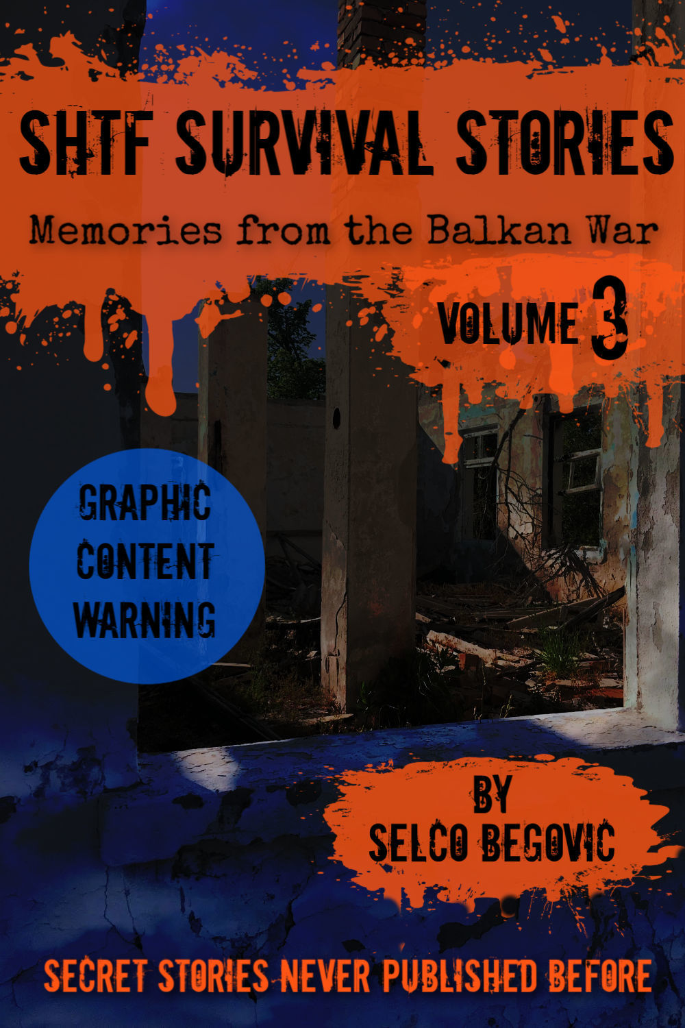 These stories from the Balkan War have never been published before in any format. They are a haunting read and truly some of Selco\'s finest work.