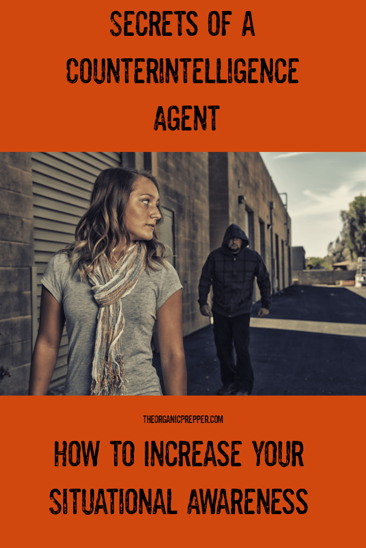 A former counterintelligence agent shares the surprisingly simple secret to developing a keen sense of situational awareness. It\'s so easy children can do it, too. | The Organic Prepper