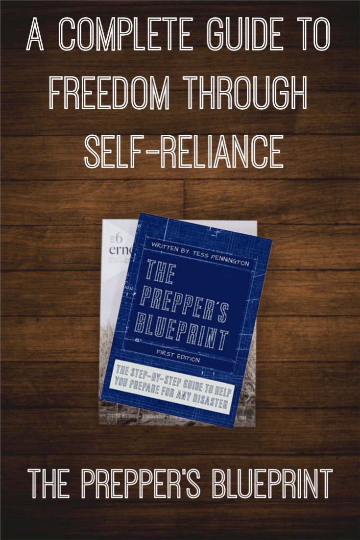 The Prepper's Blueprint: A Complete Guide to Freedom Through Self-Reliance