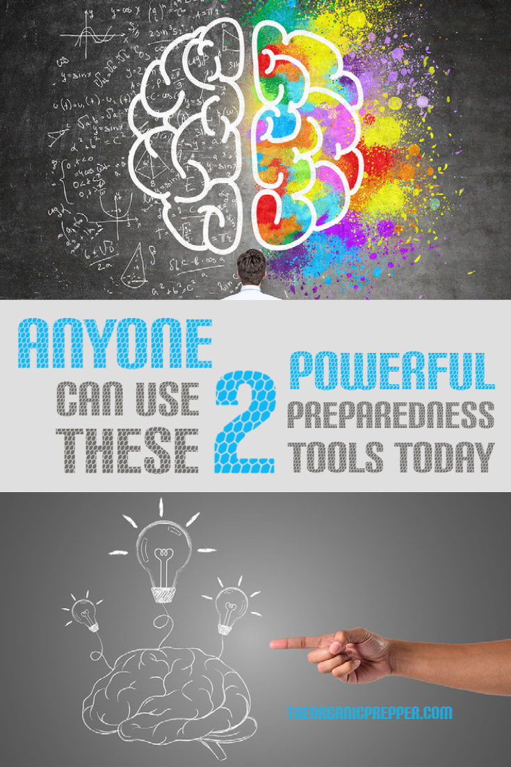 ANYONE Can Use These 2 Powerful Preparedness Tools Today