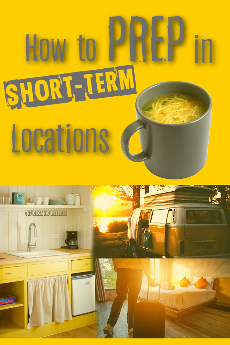 How to Prep in Short-Term Locations