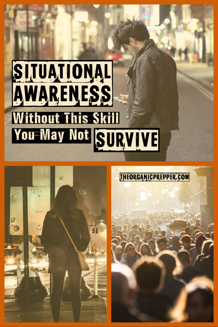 Situational Awareness: Without This Skill You May Not Survive