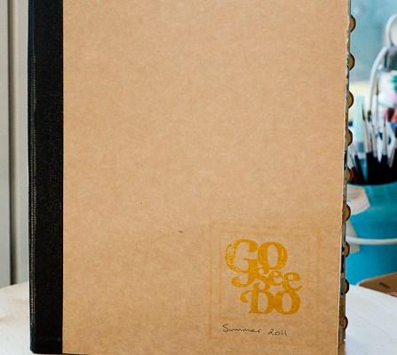 Tuesday To Do | DIY Smash Book | Summer Journal