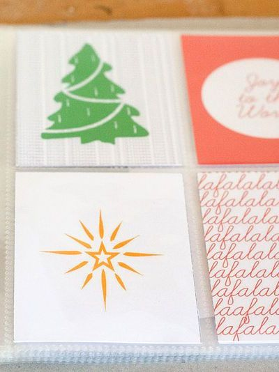 Some Holiday Printables to Simplify the Busy Season