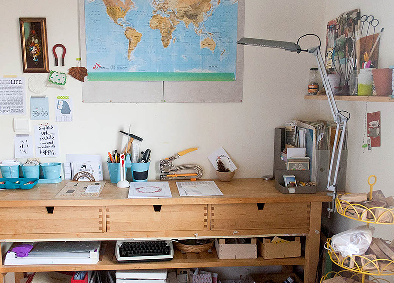 Here's What I'll Do Once I #KonMari My Office