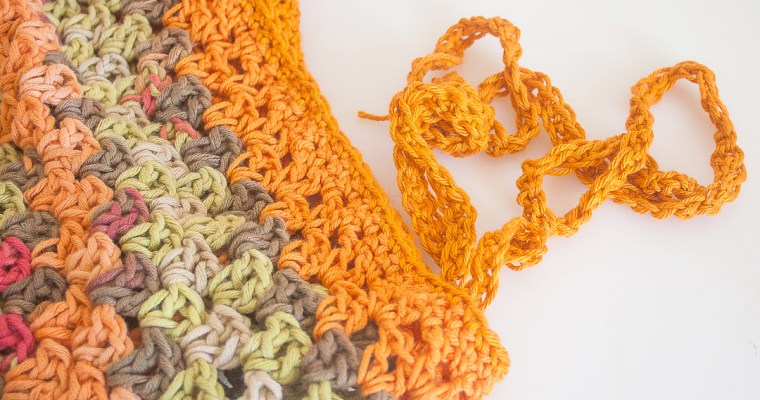 Thrsday To-Do | Crochet Market Tote