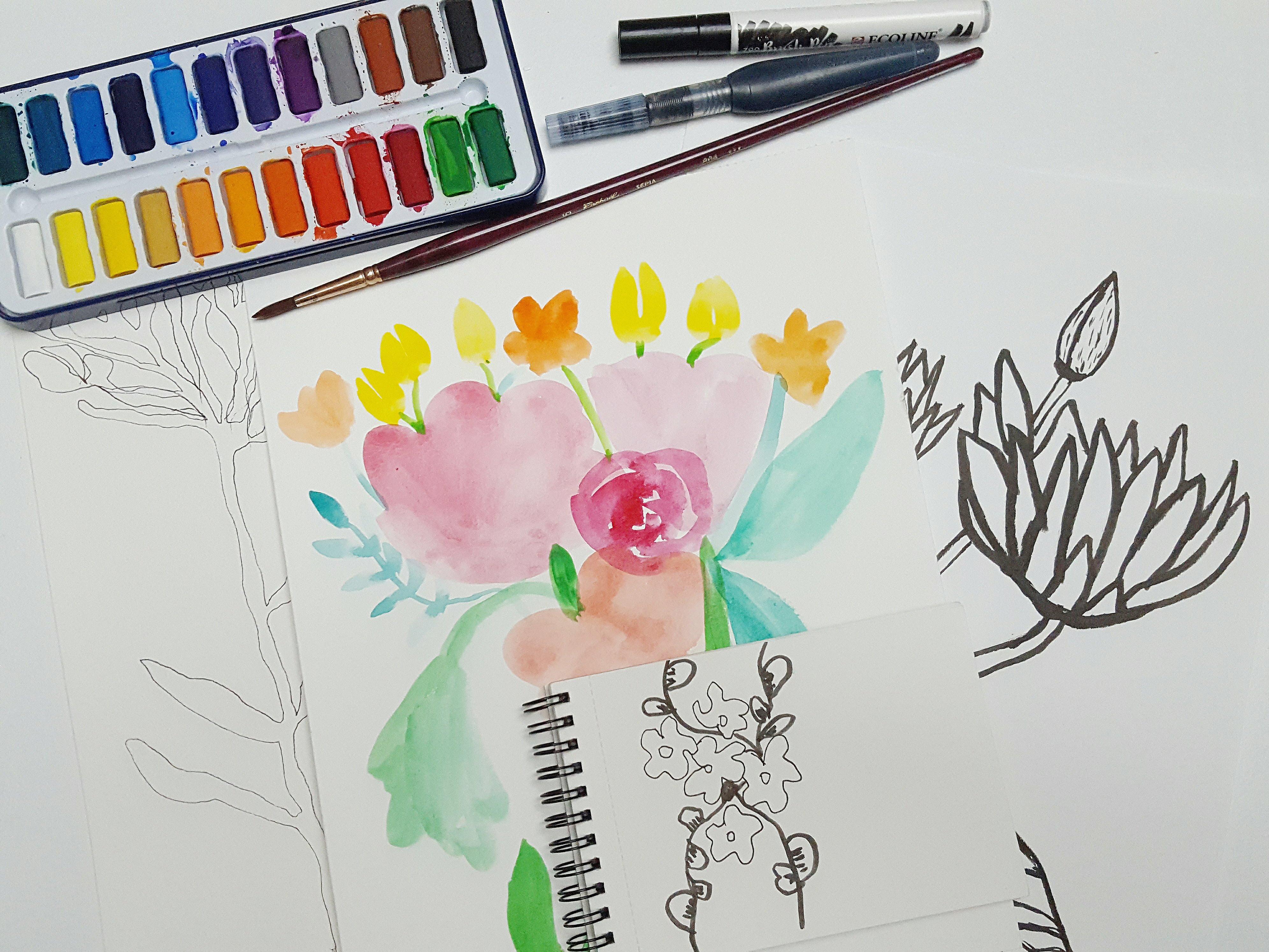 April is Full of Creativity.