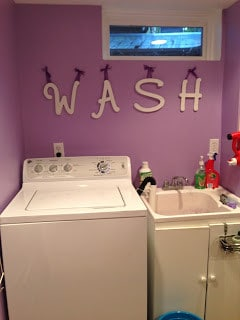 Laundry Room Make-Over