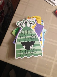 What to do With Birthday Cards