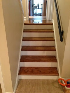 Making the Stairs Safer