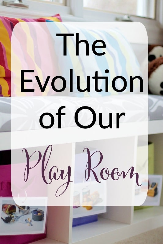 The Evolution of the Play Room