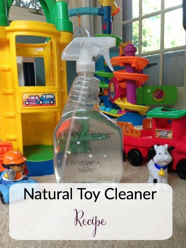 natural toy cleaner recipe
