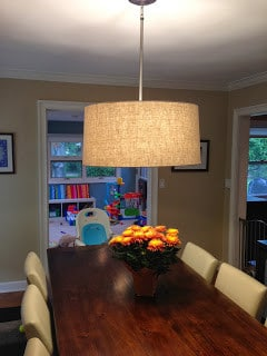Home Tour: Our Dining Room
