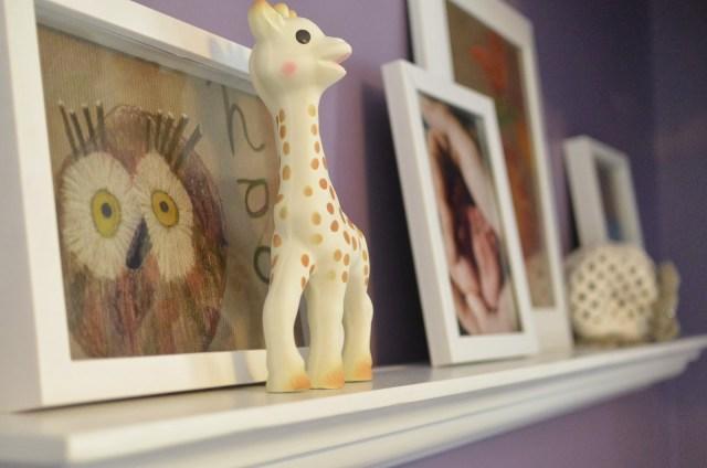 Room Tour: Adleigh's Nursery