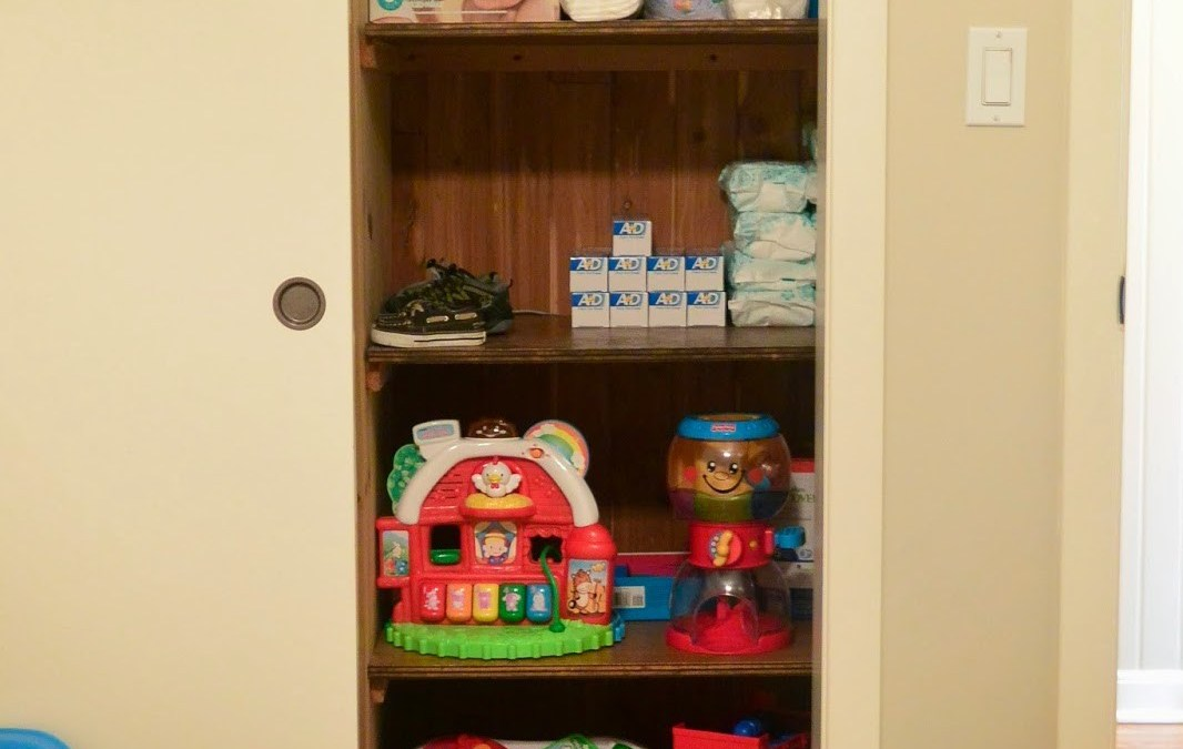 Spring Cleaning Update…Cleaning The Kids Closets