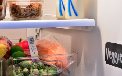 How To Organize Your Refrigerator and Freezer The Whole30 Way