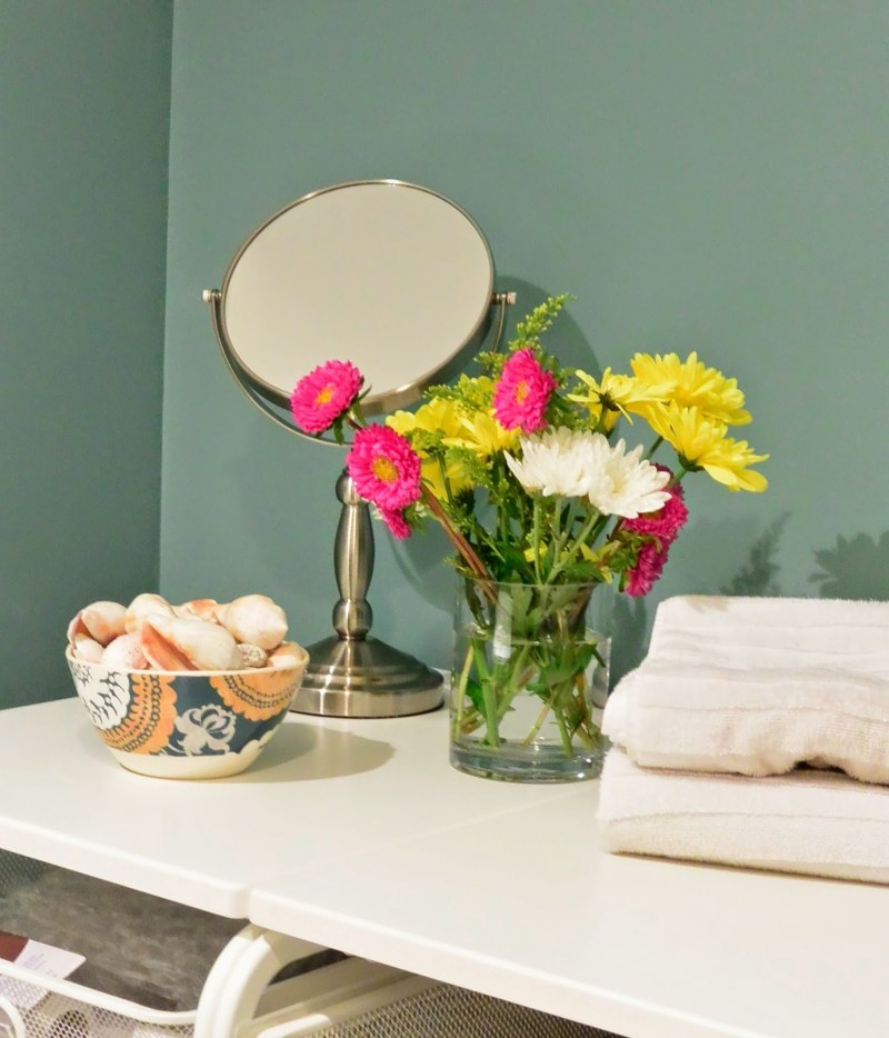 Getting Ready For Company Series: Organzing Before Your Guests Arrive