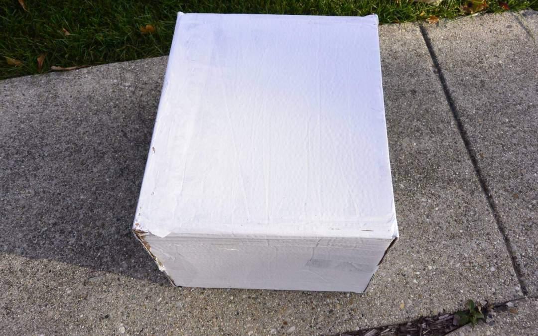 The Organized Mama Gets Crafty: Making Boxes Look Like Bricks
