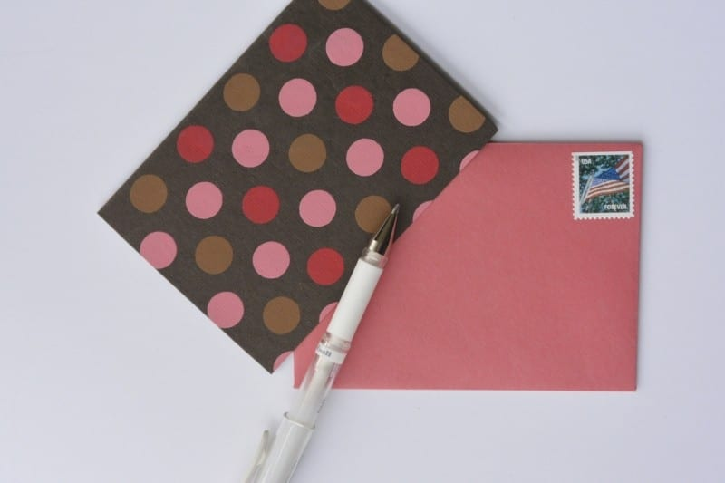 Getting Your Thank You Notes Done Quickly And Efficiently