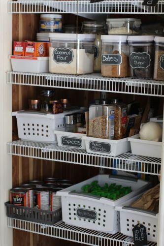 Keeping Your Food Costs Down With A Well Organized Pantry