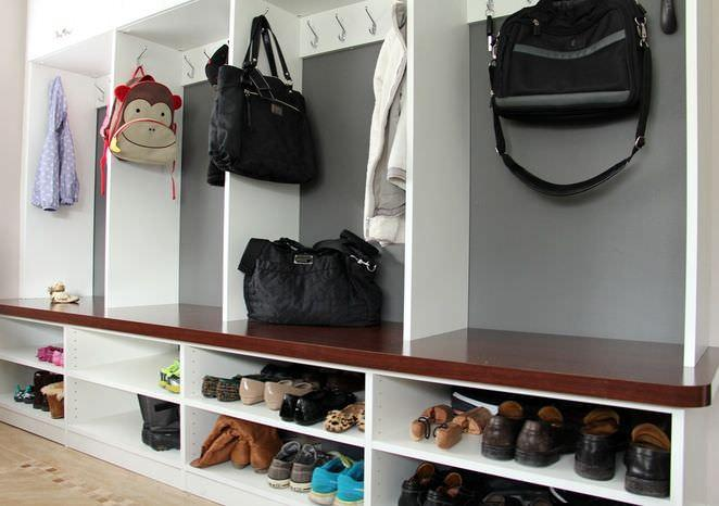 Organizing The Office And Craft Room - Mudroom