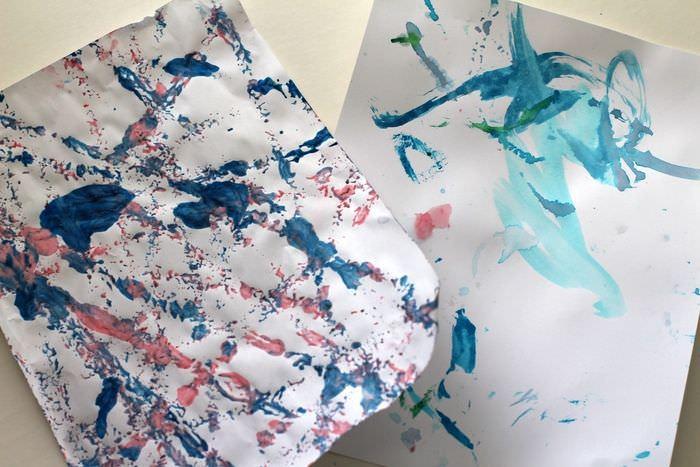 Teacher Appreciation Gift Ideas - Preschool Artwork
