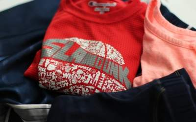 5 Creative Ways To Conquer Outgrown Children's Clothes