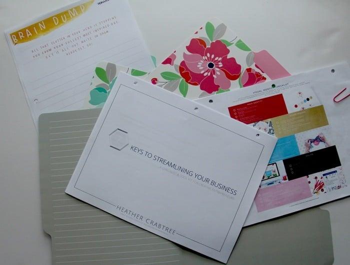 Helpful Office Organization Tips - File Folders Paper